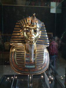 Tutankhamun's Golden Mask
