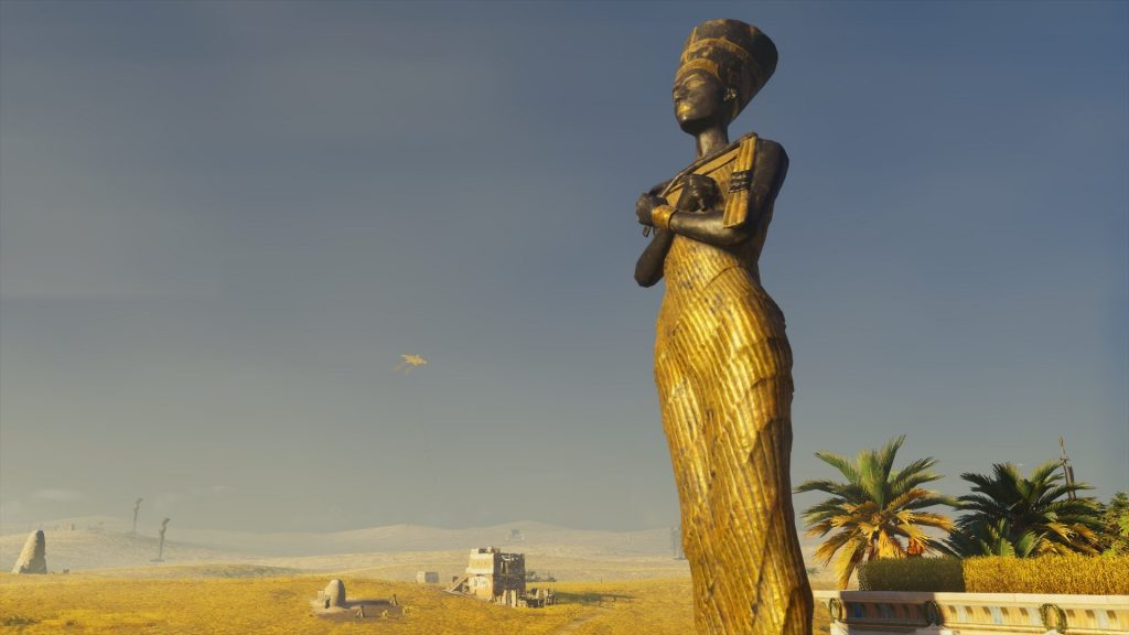 Aaru, Nefertiti's Afterlife (Photo: Ubisoft)