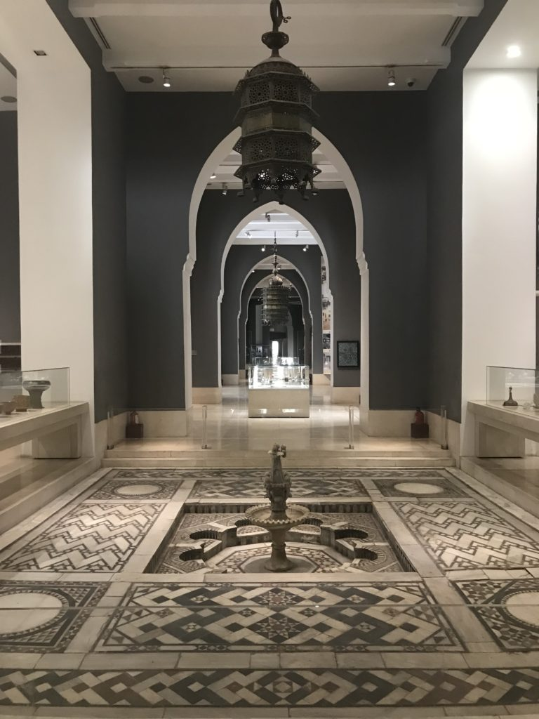 The Museum of Islamic Art unites modern and historic architectural styles (Photo: Nile Scribes)