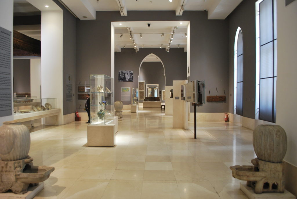 Galleries are organised chronologically as well as thematically (Photo: Nile Scribes)