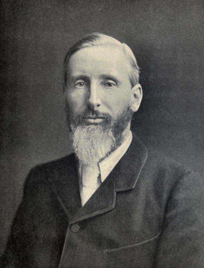 Photo of Grant Allen (photo: WikiMedia)