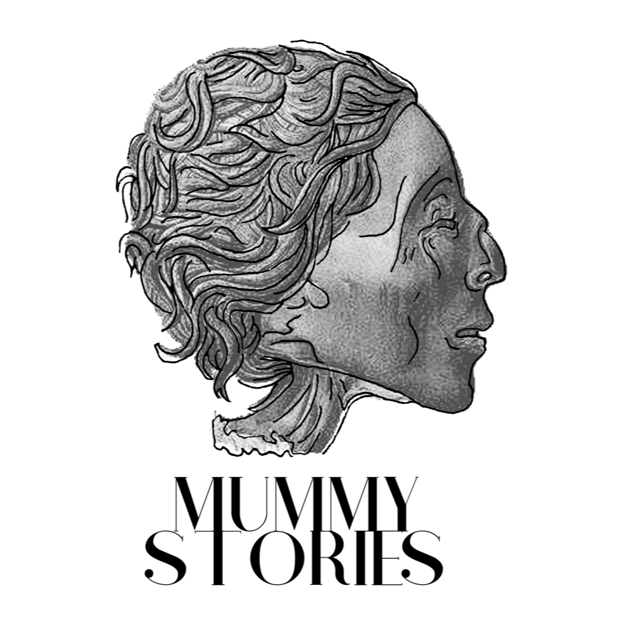 Mummy Stories was founded by Dr. Angela Stienne                      to bring discussions surrounding human remains in                      museums to the foreground (Photo: Dr. Angela                      Stienne)