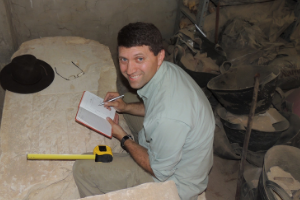 Meet the BYU Egypt Excavation Project Director Dr. Kerry Muhlestein