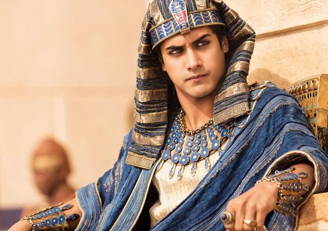 Vancouver-born Avan Jogia stars as the boy king in Tut (Photo: Spike TV)