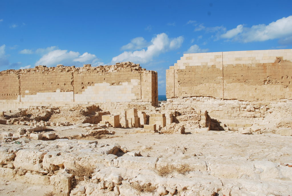 5 Places Not to Miss in the Egyptian Delta - image taposiris-magna-nile-scribes2-1024x687 on https://alldesingideas.com